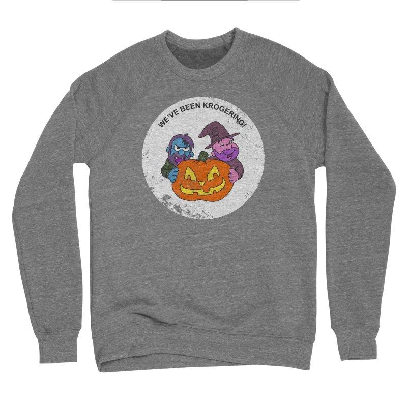 Krogering Men's Sweatshirt by halfwayokay Spiderweb Store