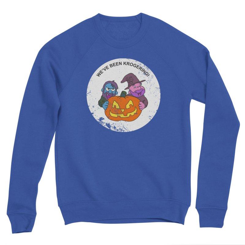 Krogering Women's Sweatshirt by halfwayokay Spiderweb Store