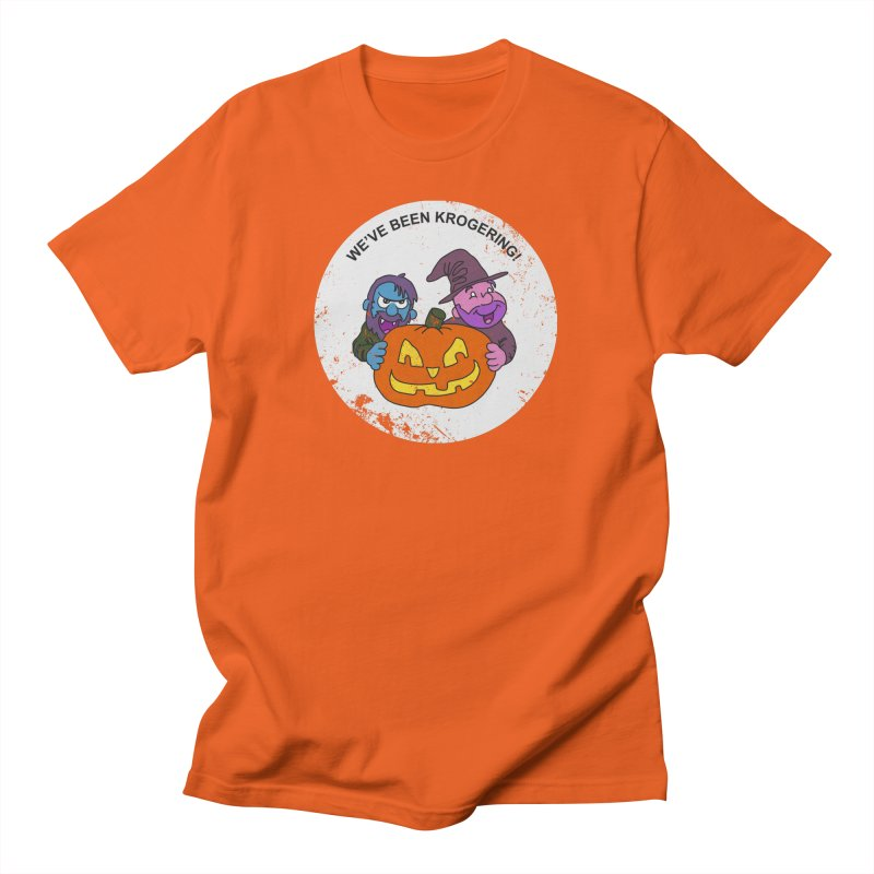 Krogering Men's T-Shirt by halfwayokay Spiderweb Store