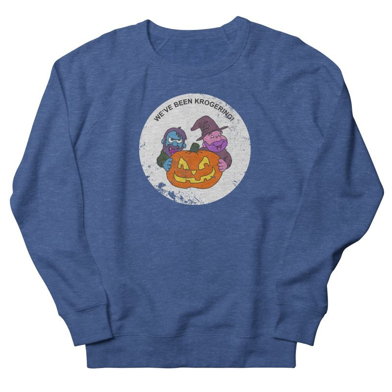 Krogering Men's Sweatshirt by halfwayokay Spiderweb Store