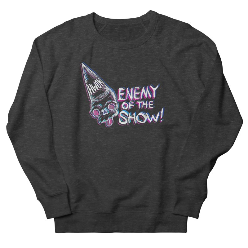 "halfwayokay ""Enemy of the Show"" Shirt Men's French Terry Sweatshirt by halfwayokay"