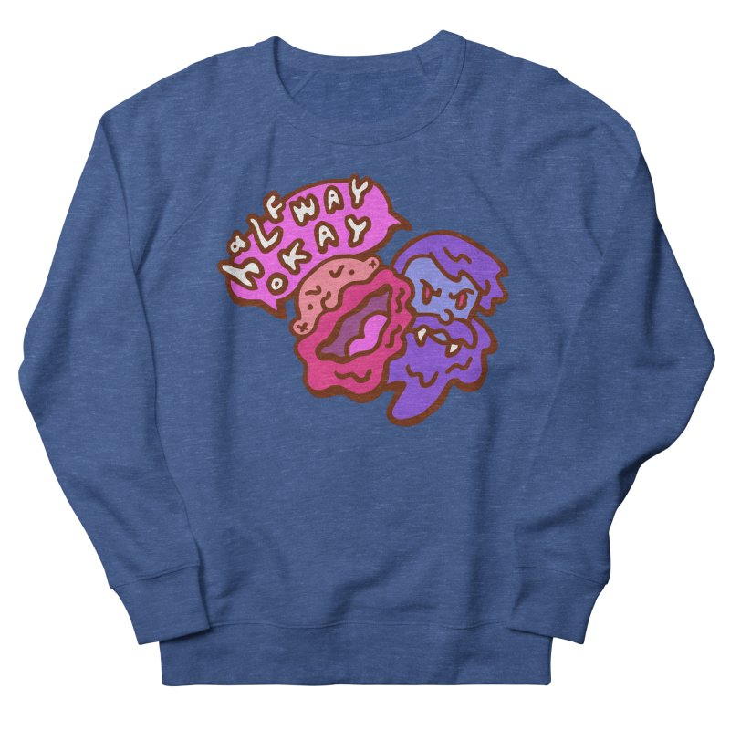"halfwayokay ""Trash"" Shirt Women's Sweatshirt by halfwayokay"
