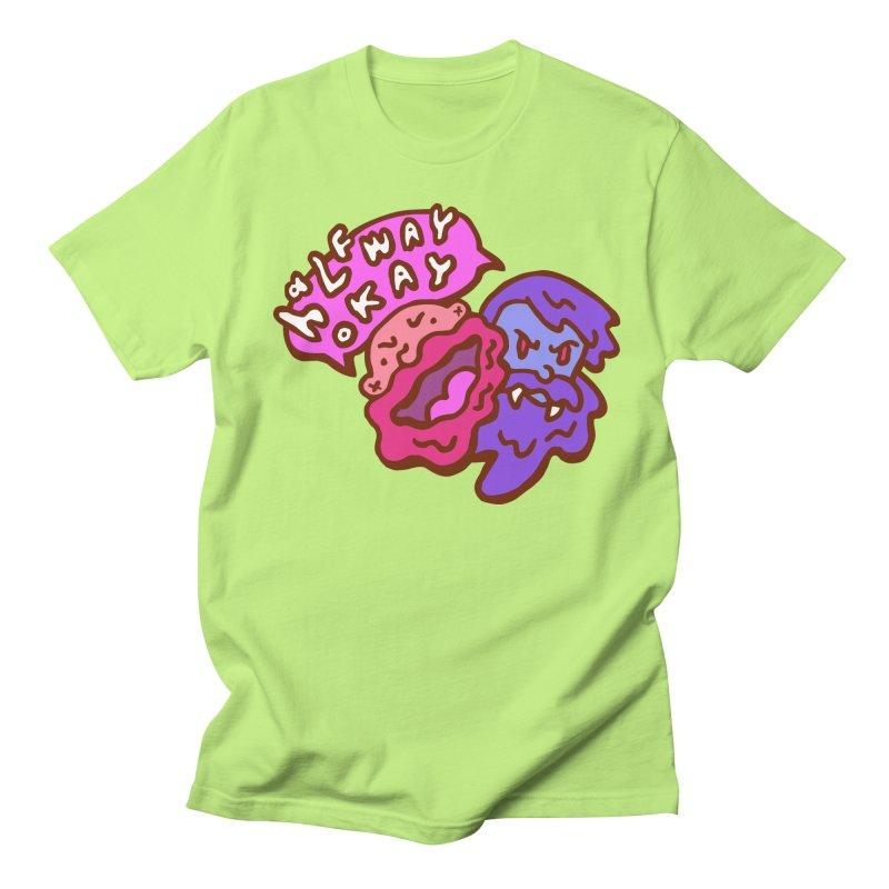 "halfwayokay ""Trash"" Shirt Men's T-Shirt by halfwayokay"