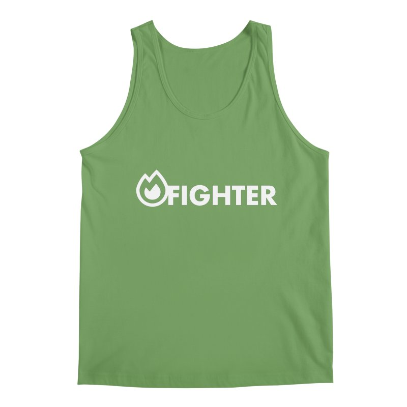 Fire Fighter Men's Tank by STRIHS