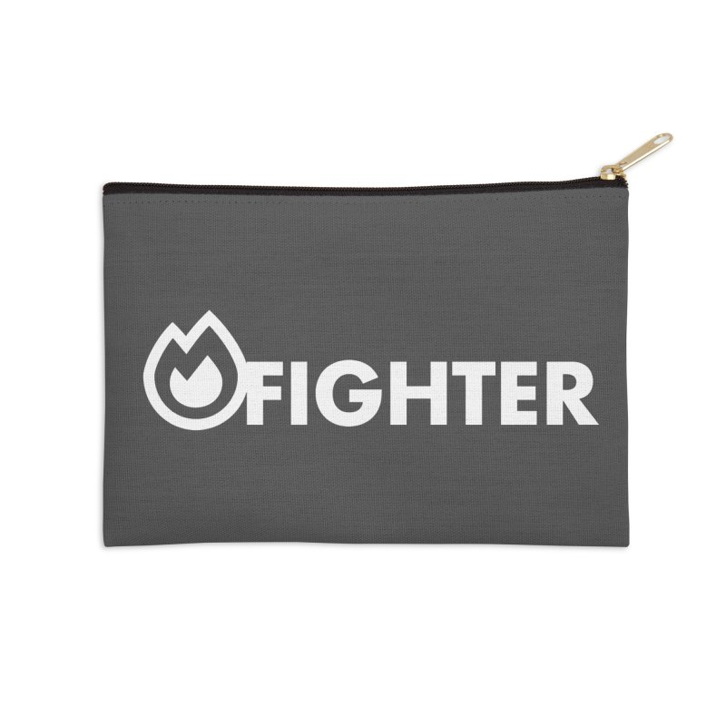 Fire Fighter Accessories Zip Pouch by STRIHS