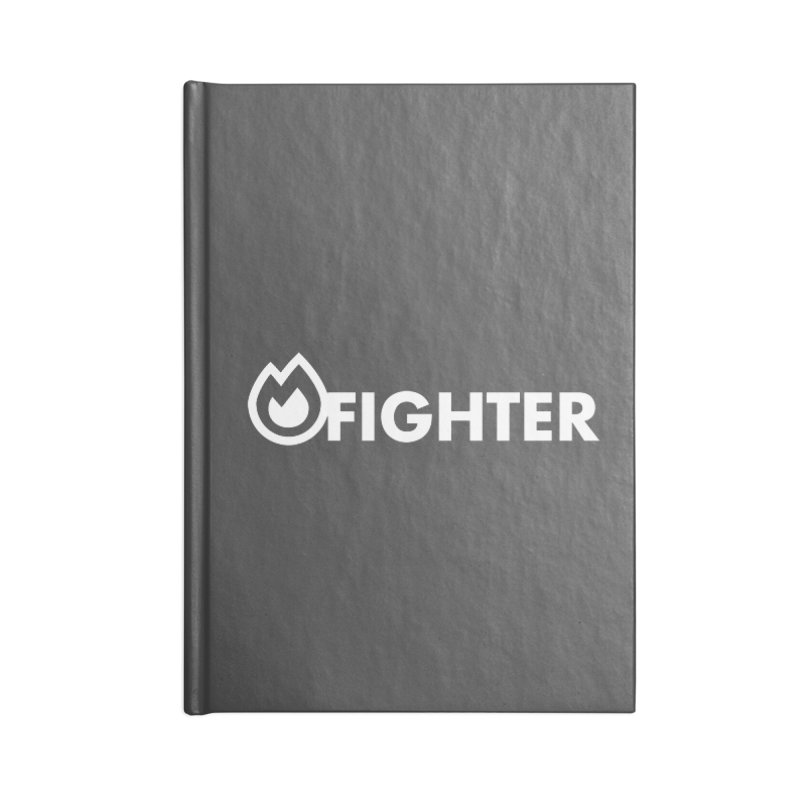 Fire Fighter Accessories Notebook by STRIHS