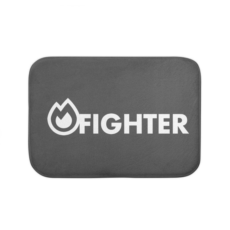 Fire Fighter Home Bath Mat by STRIHS