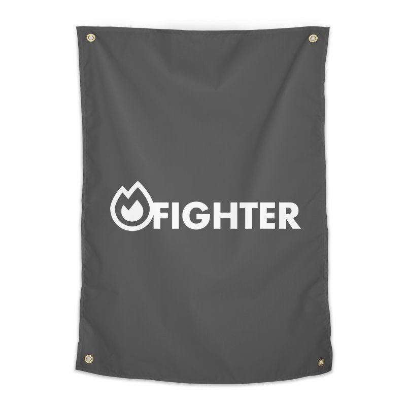 Fire Fighter Home Tapestry by STRIHS