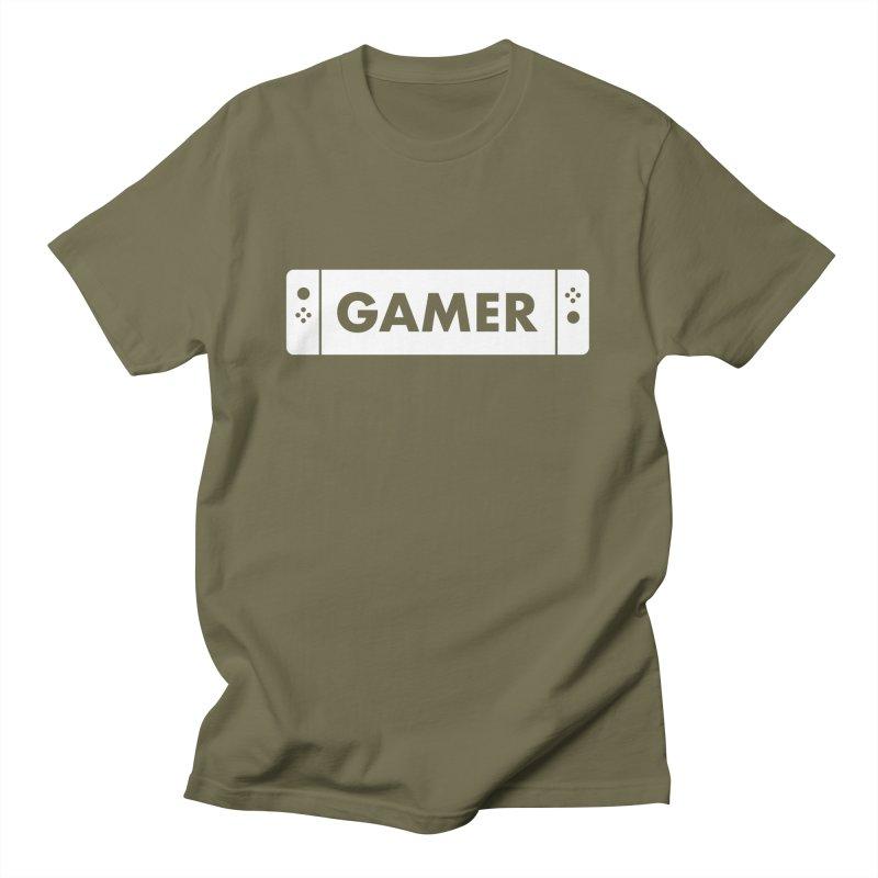 Gamer Shirt Men's T-Shirt by STRIHS