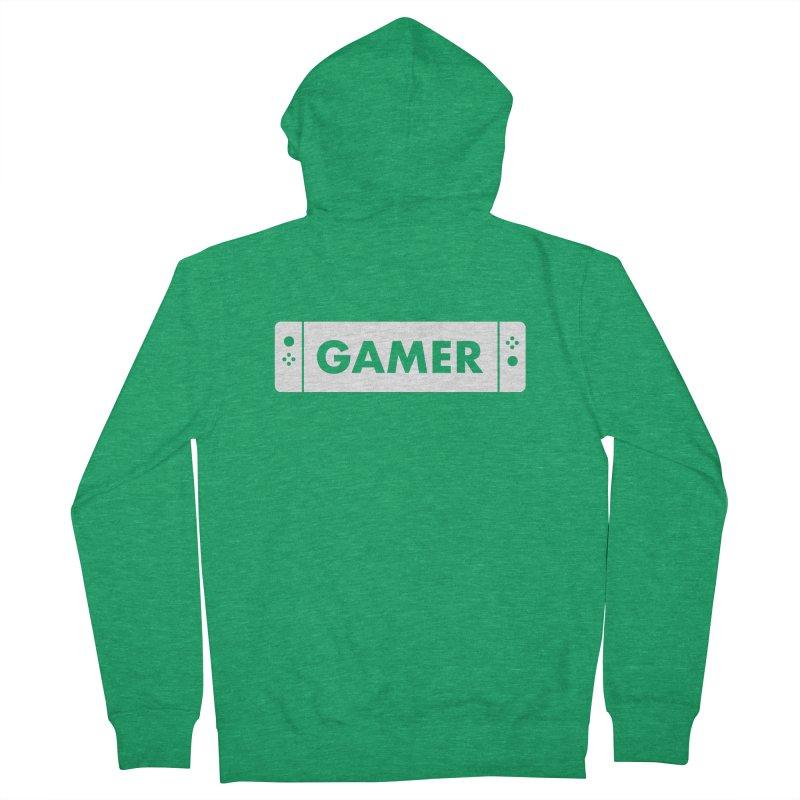 Gamer Shirt Women's Zip-Up Hoody by STRIHS