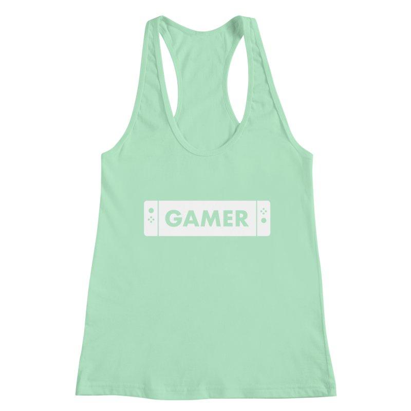 Gamer Shirt Women's Tank by STRIHS
