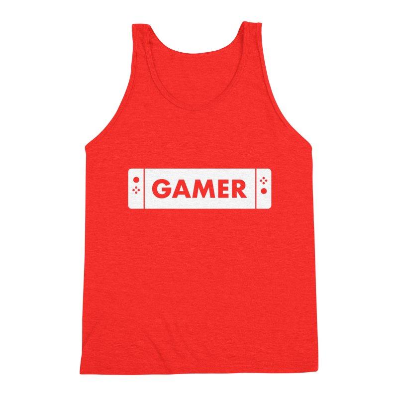 Gamer Shirt Men's Tank by STRIHS