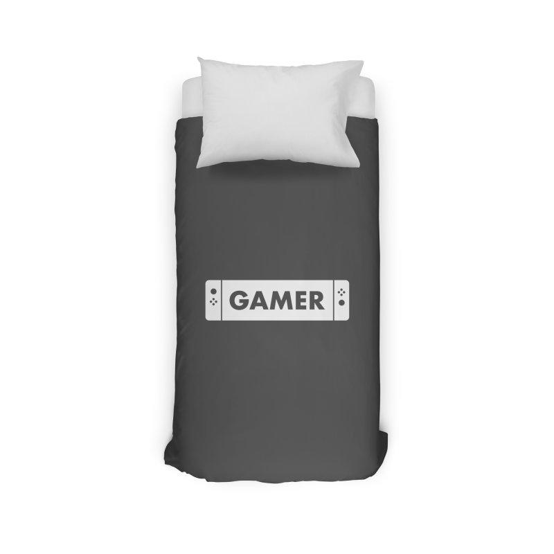 Gamer Shirt Home Duvet by STRIHS