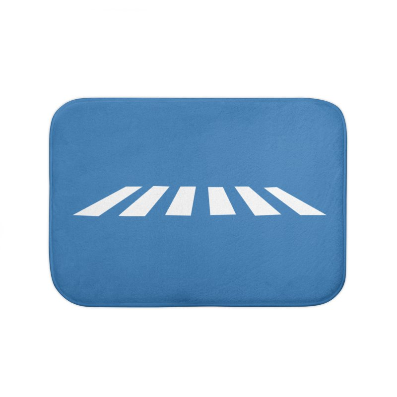 Abbey the Road - Sans Beatles Home Bath Mat by Shirts by Hal Gatewood