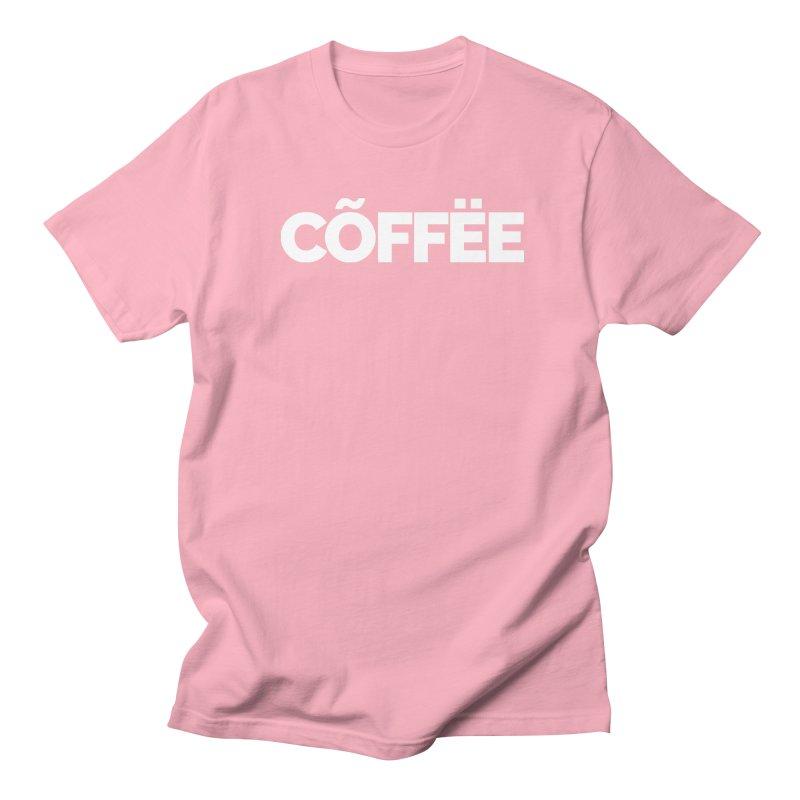 Authentic Cõffëe Women's Unisex T-Shirt by Shirts by Hal Gatewood