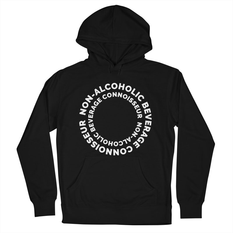Non-Alcoholic Beverage Connoisseur Women's Pullover Hoody by Shirts by Hal Gatewood