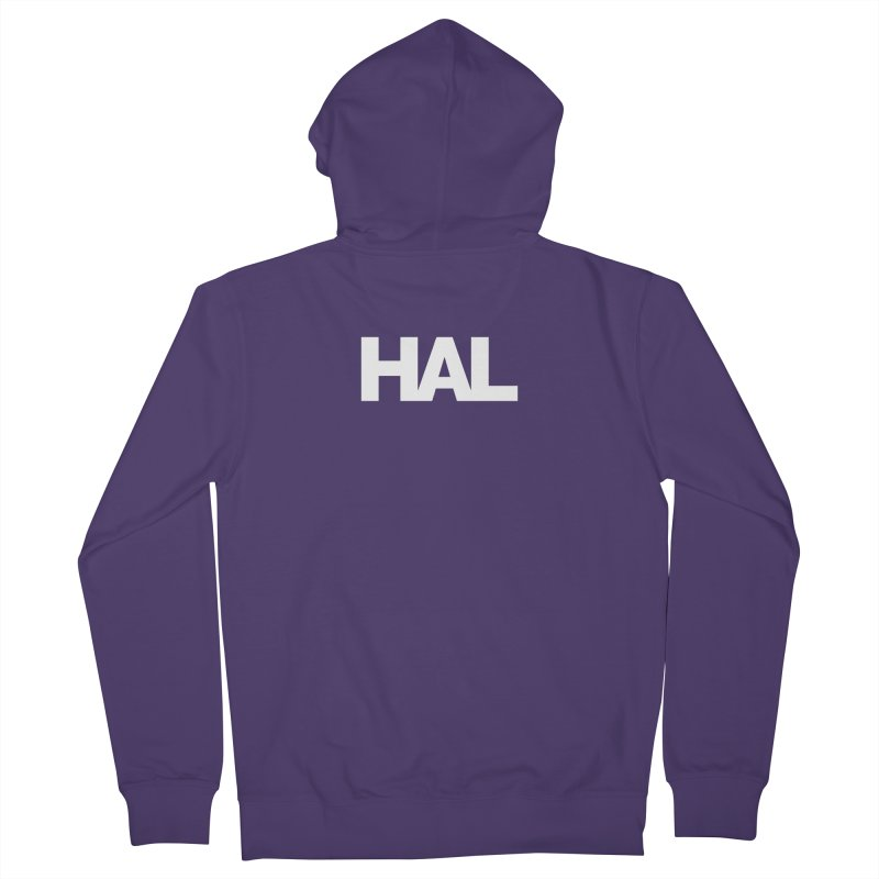 HAL Women's Zip-Up Hoody by Shirts by Hal Gatewood
