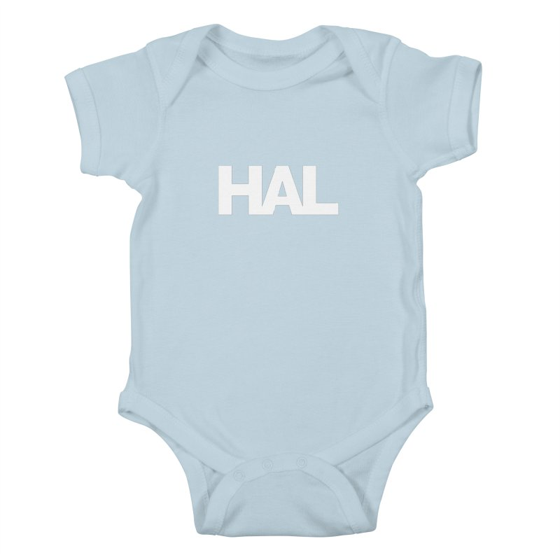 HAL Kids Baby Bodysuit by Shirts by Hal Gatewood