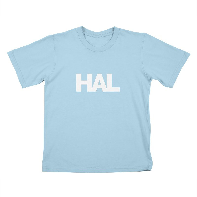 HAL Kids T-shirt by Shirts by Hal Gatewood