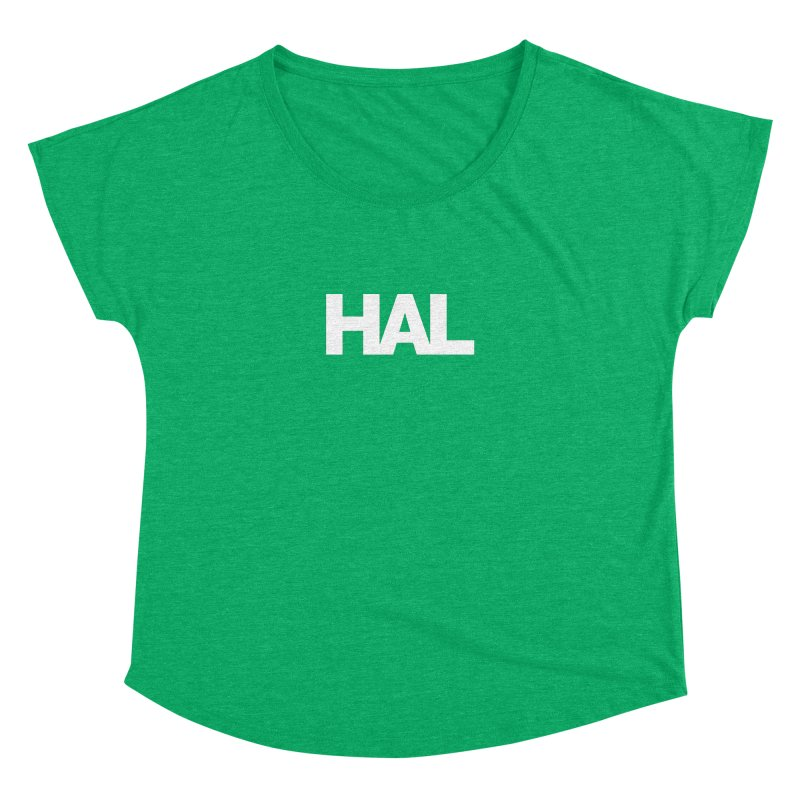 HAL Women's Dolman by Shirts by Hal Gatewood