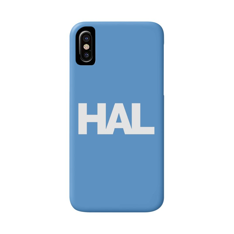 HAL Accessories Phone Case by Shirts by Hal Gatewood