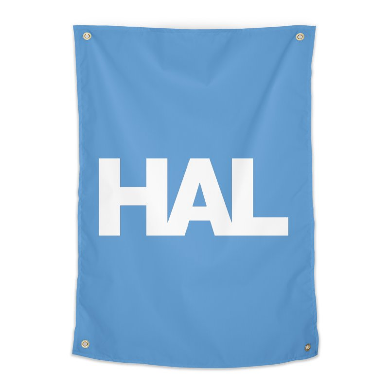 HAL Home Tapestry by Shirts by Hal Gatewood
