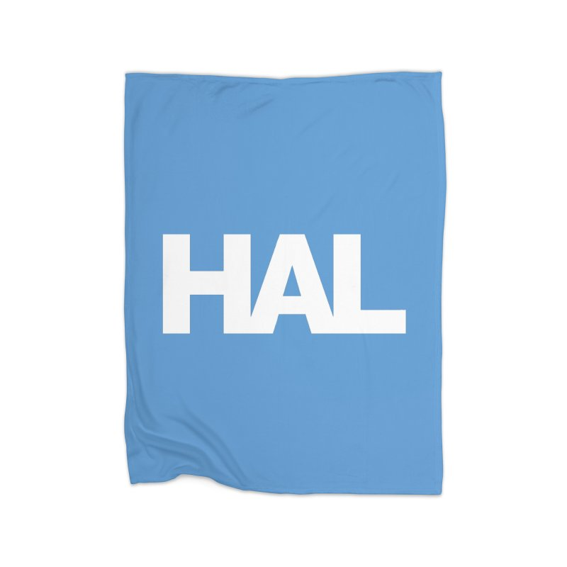 HAL Home Blanket by Shirts by Hal Gatewood