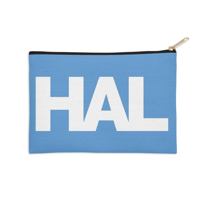 HAL Accessories Zip Pouch by Shirts by Hal Gatewood
