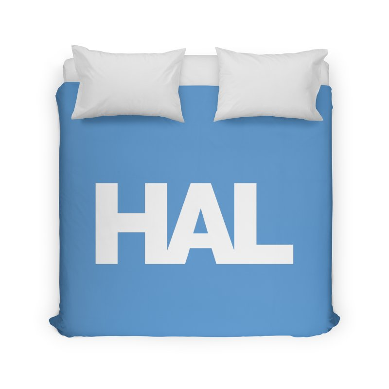 HAL Home Duvet by Shirts by Hal Gatewood