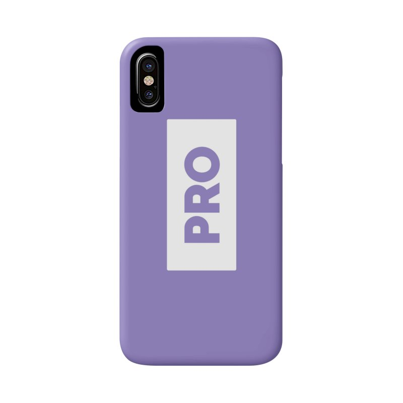 Like a PRO Accessories Phone Case by Shirts by Hal Gatewood