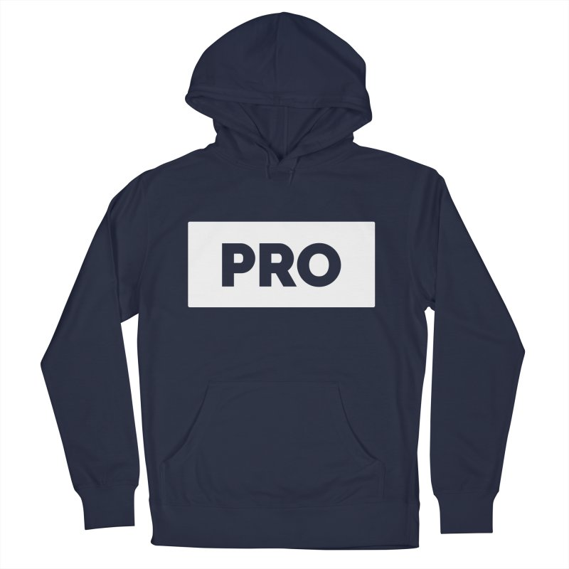 Like a PRO Men's French Terry Pullover Hoody by Shirts by Hal Gatewood