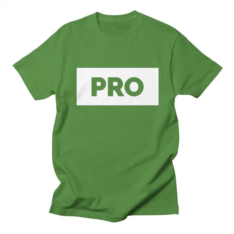 Like a PRO Women's Regular Unisex T-Shirt by Shirts by Hal Gatewood