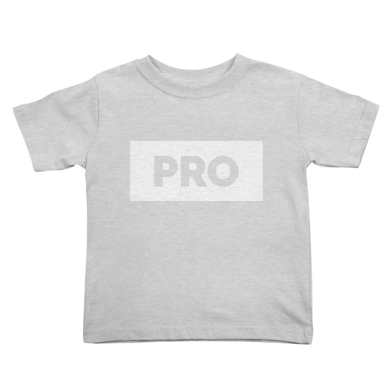Like a PRO Kids Toddler T-Shirt by Shirts by Hal Gatewood