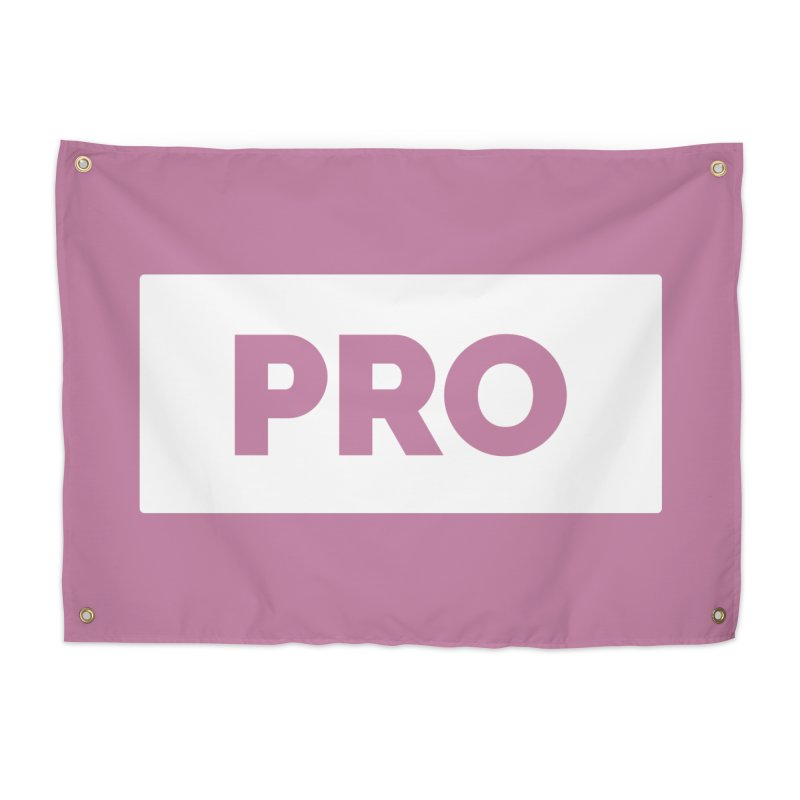 Like a PRO Home Tapestry by Shirts by Hal Gatewood