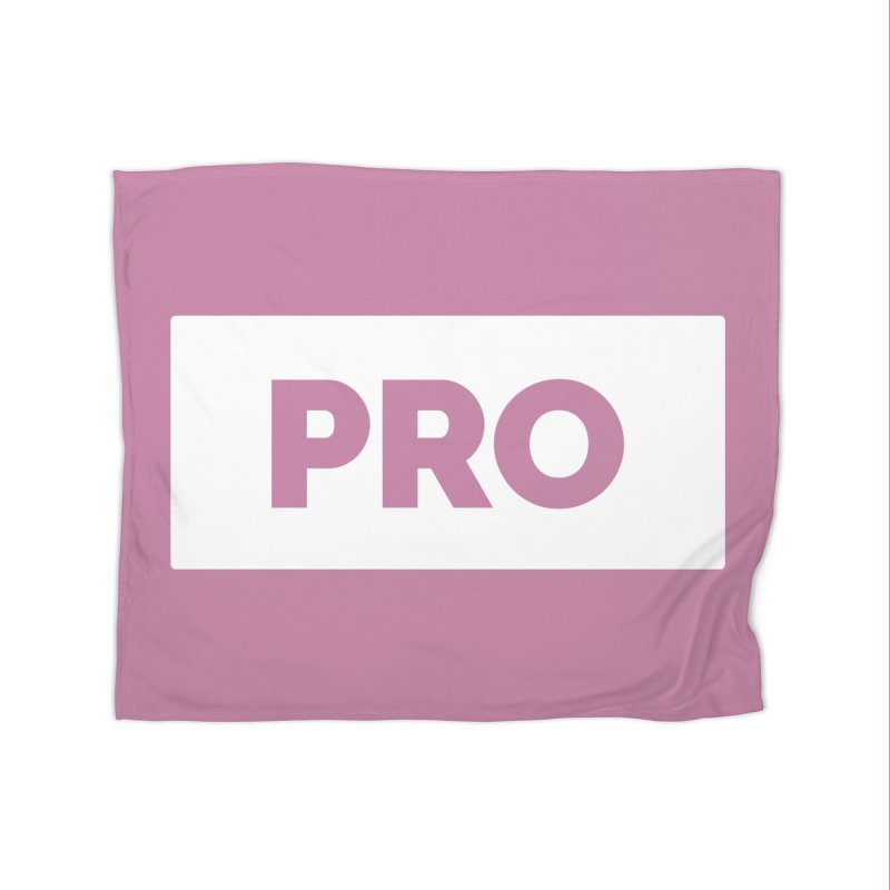 Like a PRO Home Blanket by Shirts by Hal Gatewood