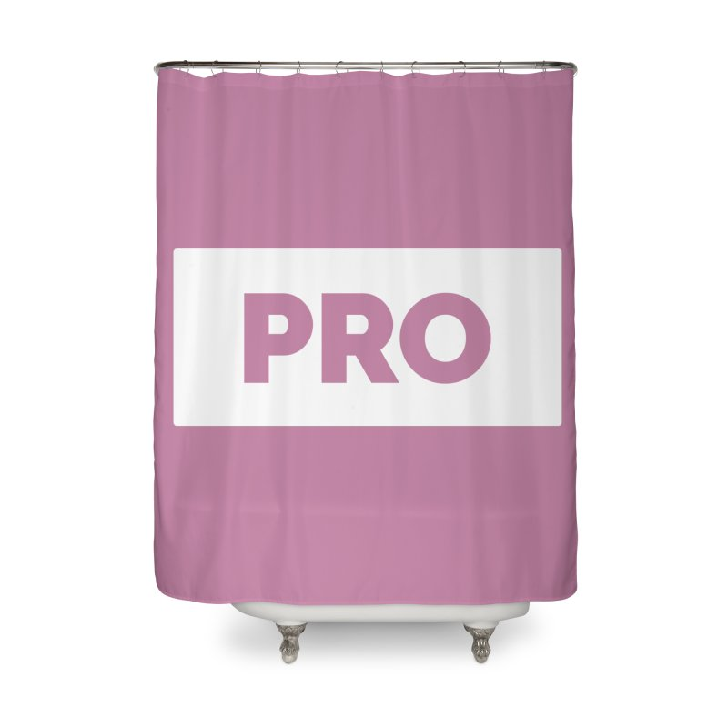 Like a PRO Home Shower Curtain by Shirts by Hal Gatewood