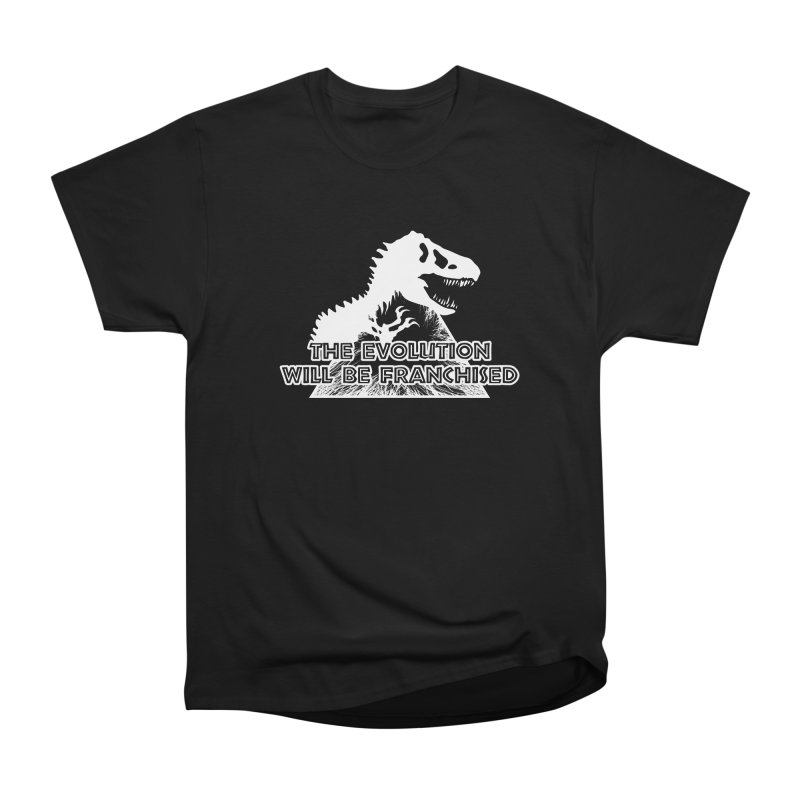 THE EVOLUTION Men's Classic T-Shirt by Halil Gokdal