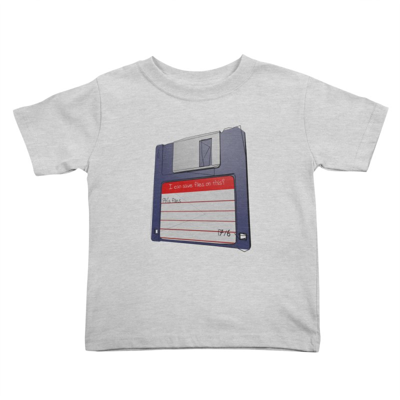 Does anyone know what this is? Kids Toddler T-Shirt by hamenthotep's Artist Shop