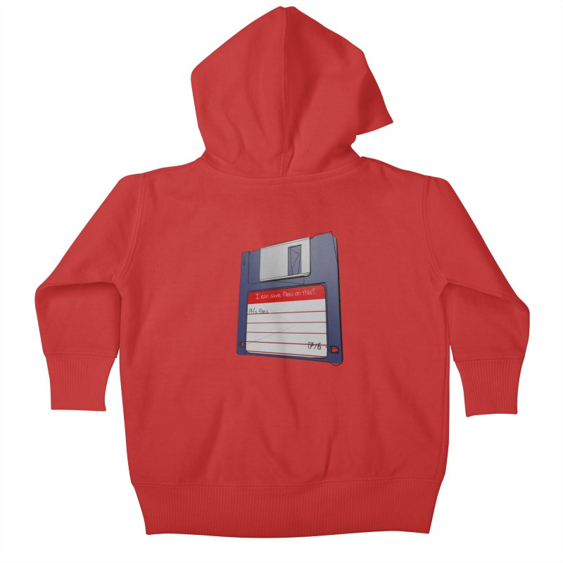Does anyone know what this is? Kids Baby Zip-Up Hoody by hamenthotep's Artist Shop