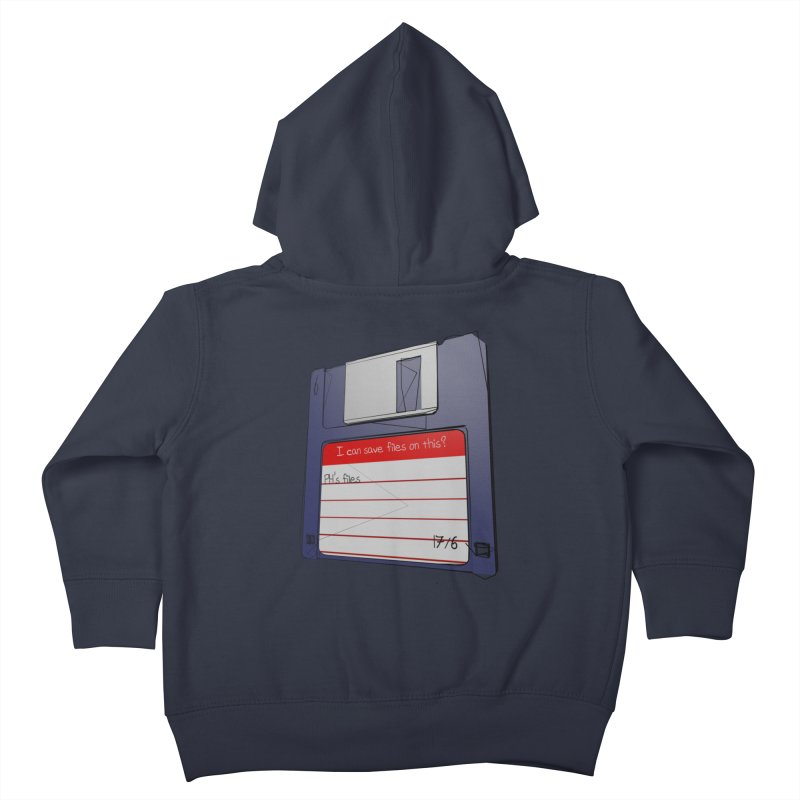 Does anyone know what this is? Kids Toddler Zip-Up Hoody by hamenthotep's Artist Shop