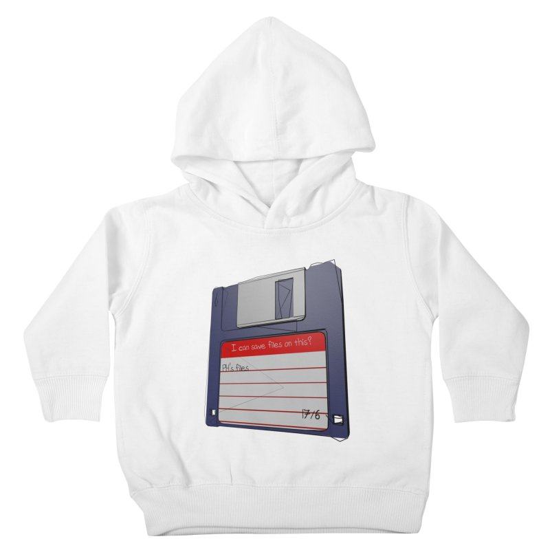 Does anyone know what this is? Kids Toddler Pullover Hoody by hamenthotep's Artist Shop