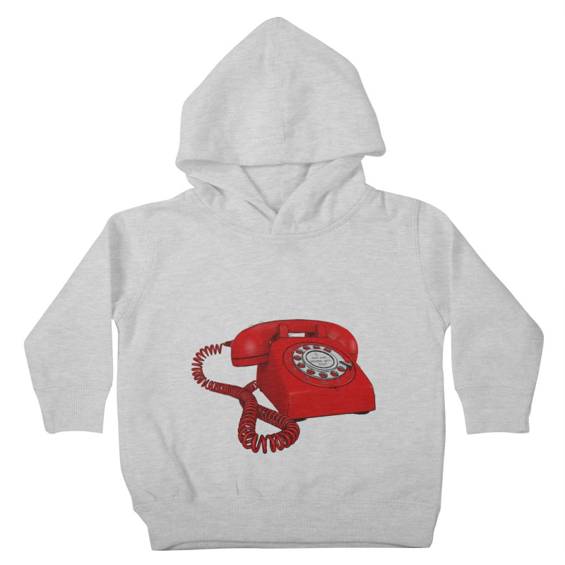 I can call people with this? Kids Toddler Pullover Hoody by hamenthotep's Artist Shop