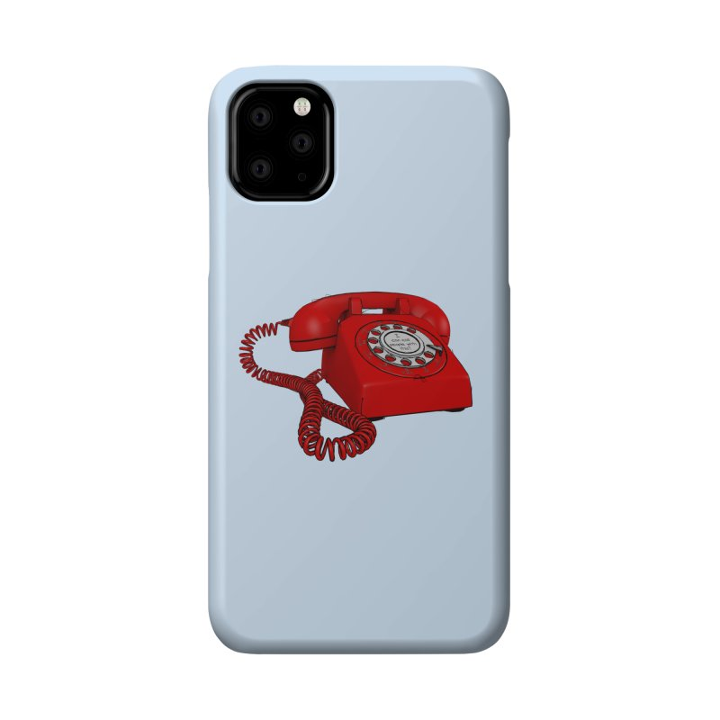 I can call people with this? Accessories Phone Case by hamenthotep's Artist Shop