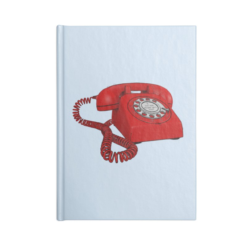 I can call people with this? Accessories Notebook by hamenthotep's Artist Shop