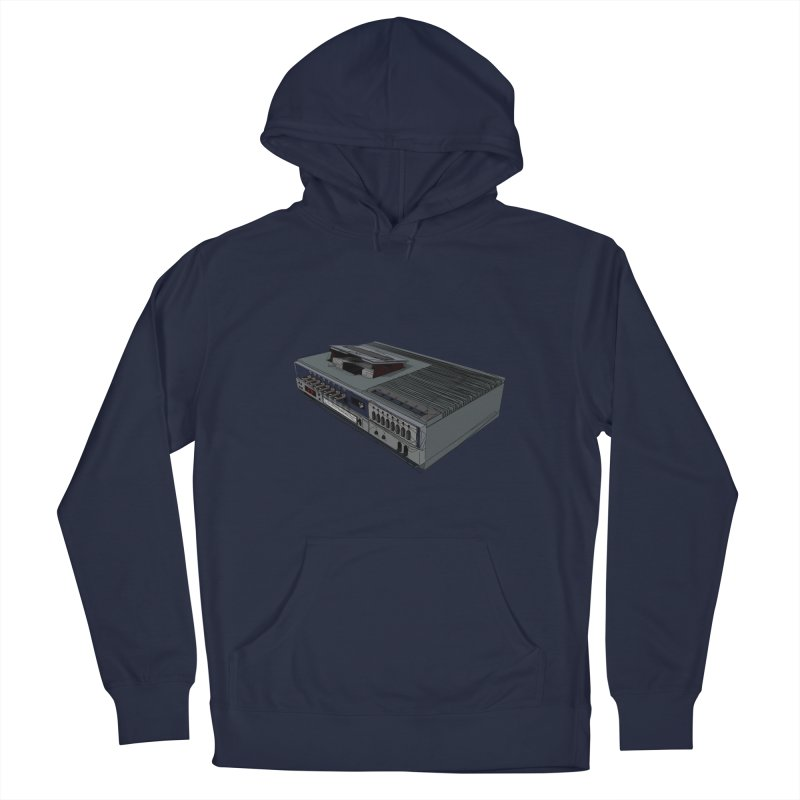 I can watch movies with this? Men's Pullover Hoody by hamenthotep's Artist Shop