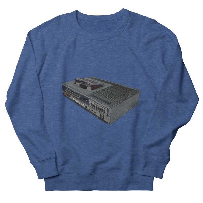 I can watch movies with this? Men's Sweatshirt by hamenthotep's Artist Shop