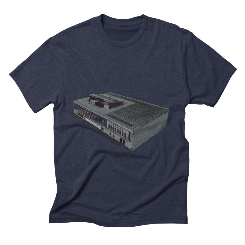 I can watch movies with this? Men's Triblend T-Shirt by hamenthotep's Artist Shop