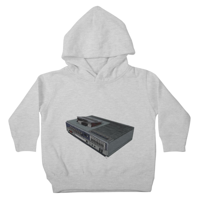 I can watch movies with this? Kids Toddler Pullover Hoody by hamenthotep's Artist Shop