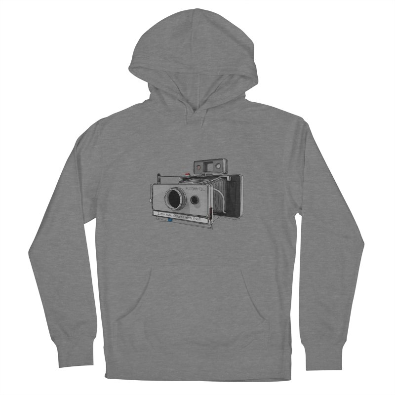 I can take pictures with this? Women's Pullover Hoody by hamenthotep's Artist Shop