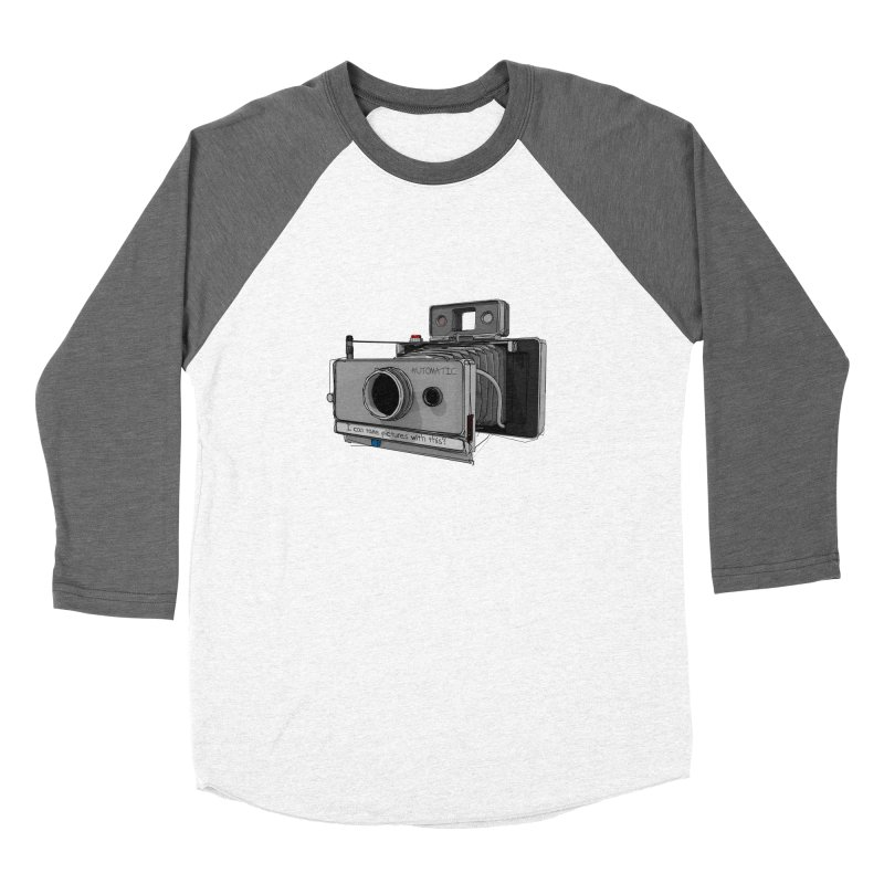 I can take pictures with this? Women's Longsleeve T-Shirt by hamenthotep's Artist Shop